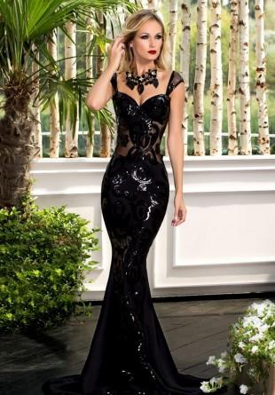 Lasă-te sedusă de cele mai senzuale rochii de seară!