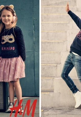 Ține ritmul cu noua colecție H&M Back to school!