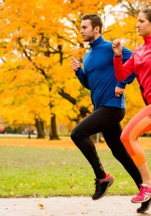 Ţinuta perfectă pentru o tură de alergat prin parc