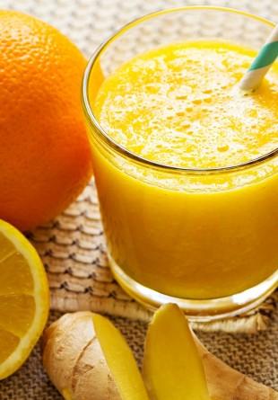 Combate răceala cu cel mai bun smoothie!