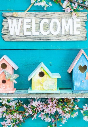 3 pași simpli pentru a aduce primăvara în casa ta!