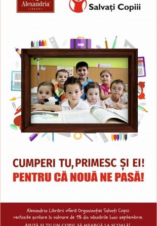 Campania CUMPERI TU, PRIMESC ȘI EI!