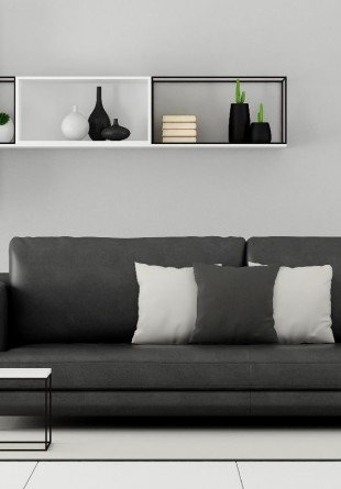 Îți place negrul? Iată cum să-l folosești pentru a-ți decora casa cu stil!