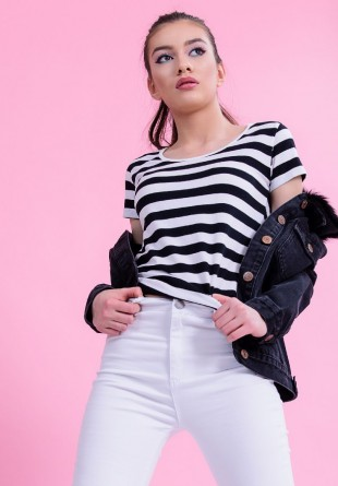 Ținuta săptămânii: Funky chic by Fashion Club